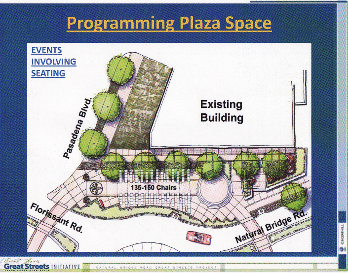 Programming Plaza Space