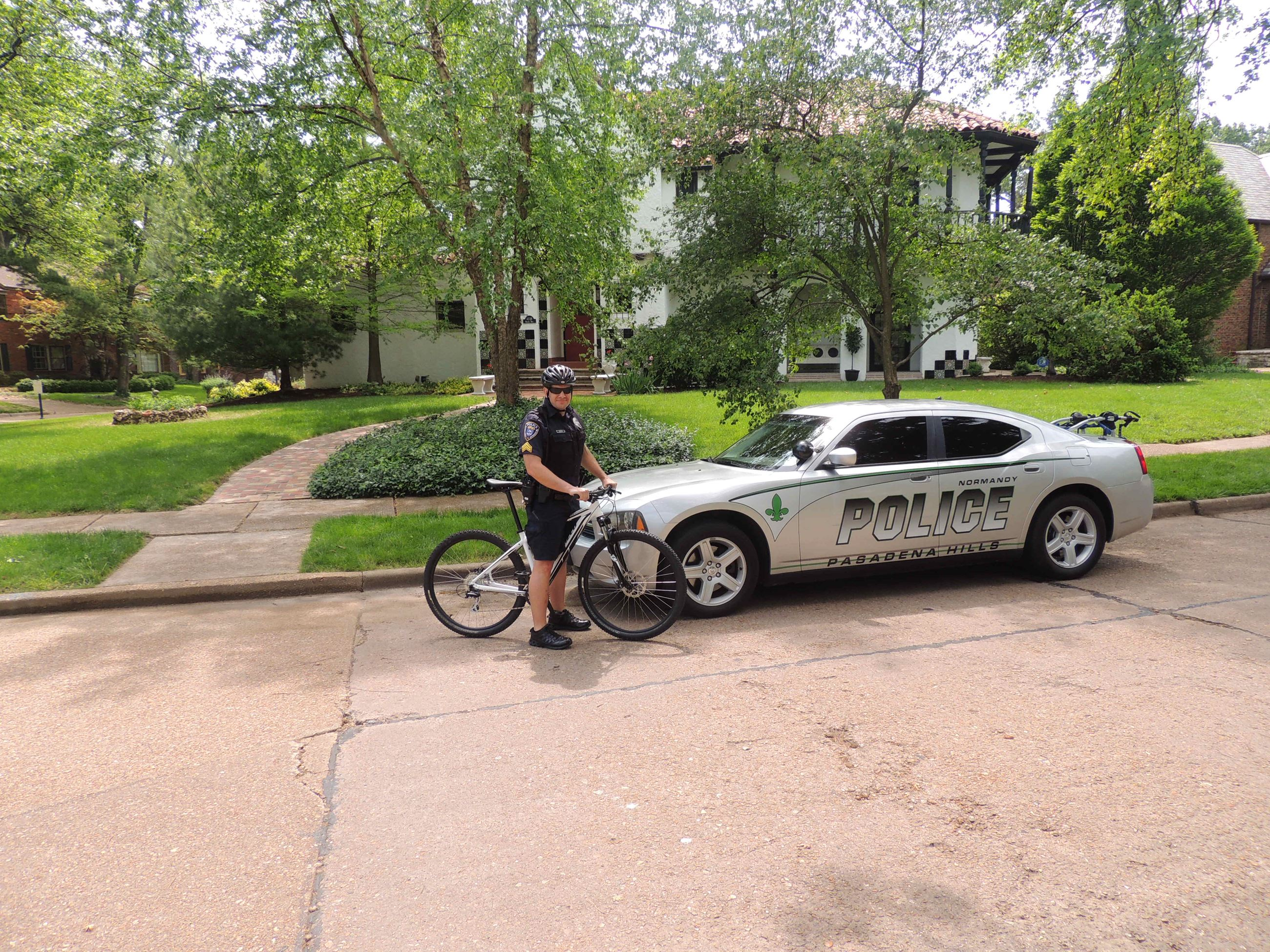 Contract Patrols Bike Patrol